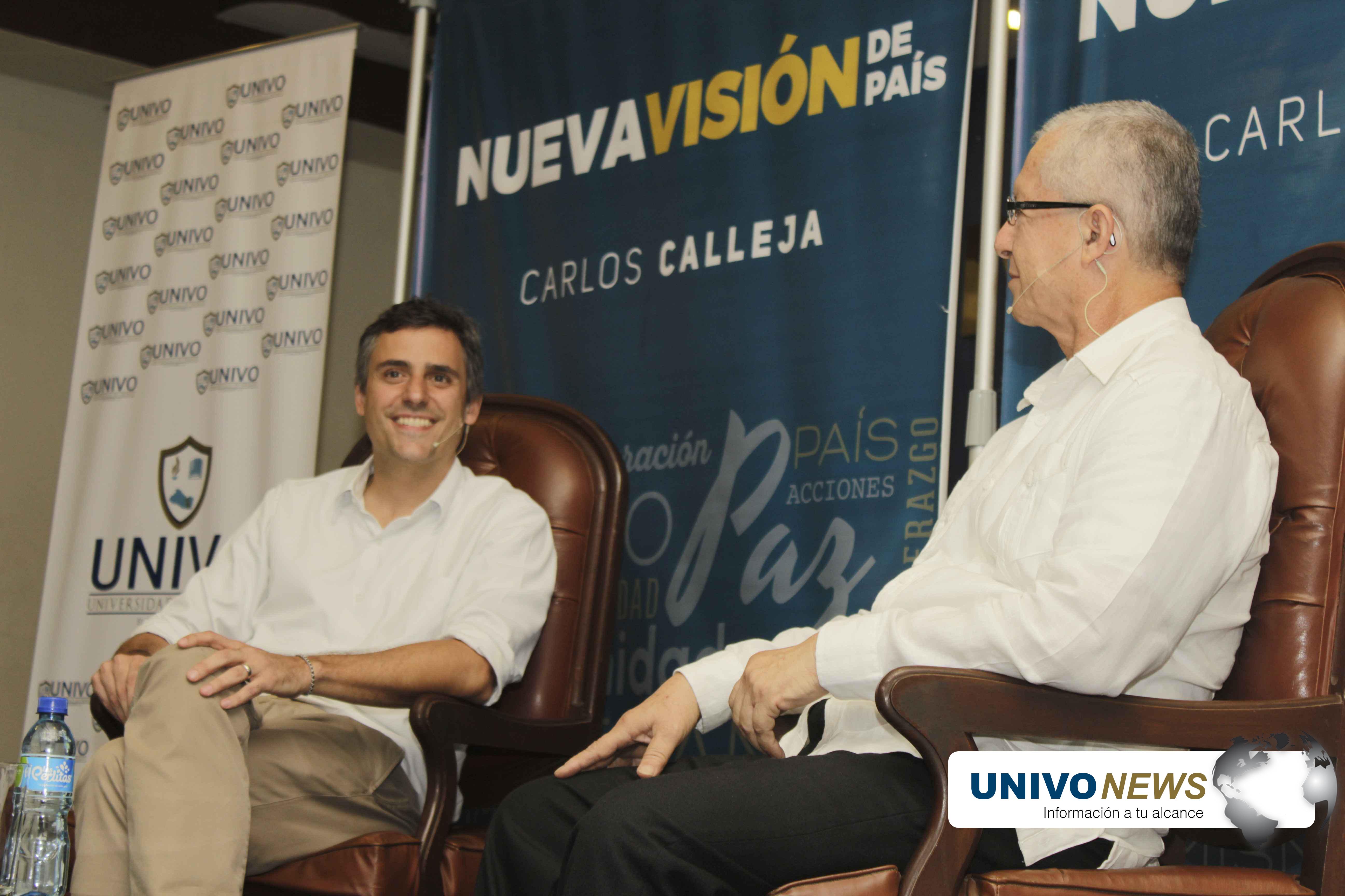 Photo of Calleja insta a los jóvenes a emprender