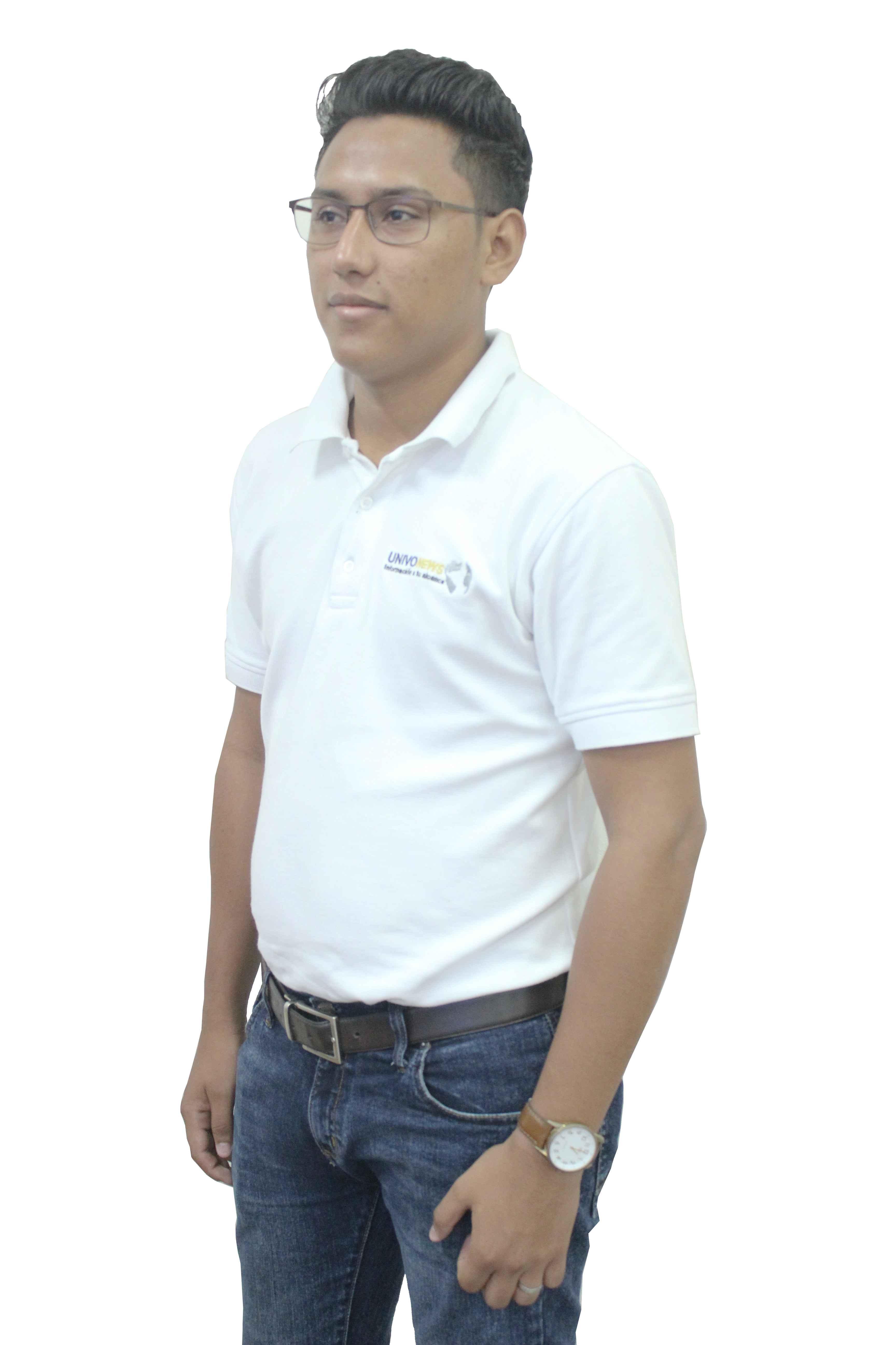 Photo of Nahum Cruz Loza