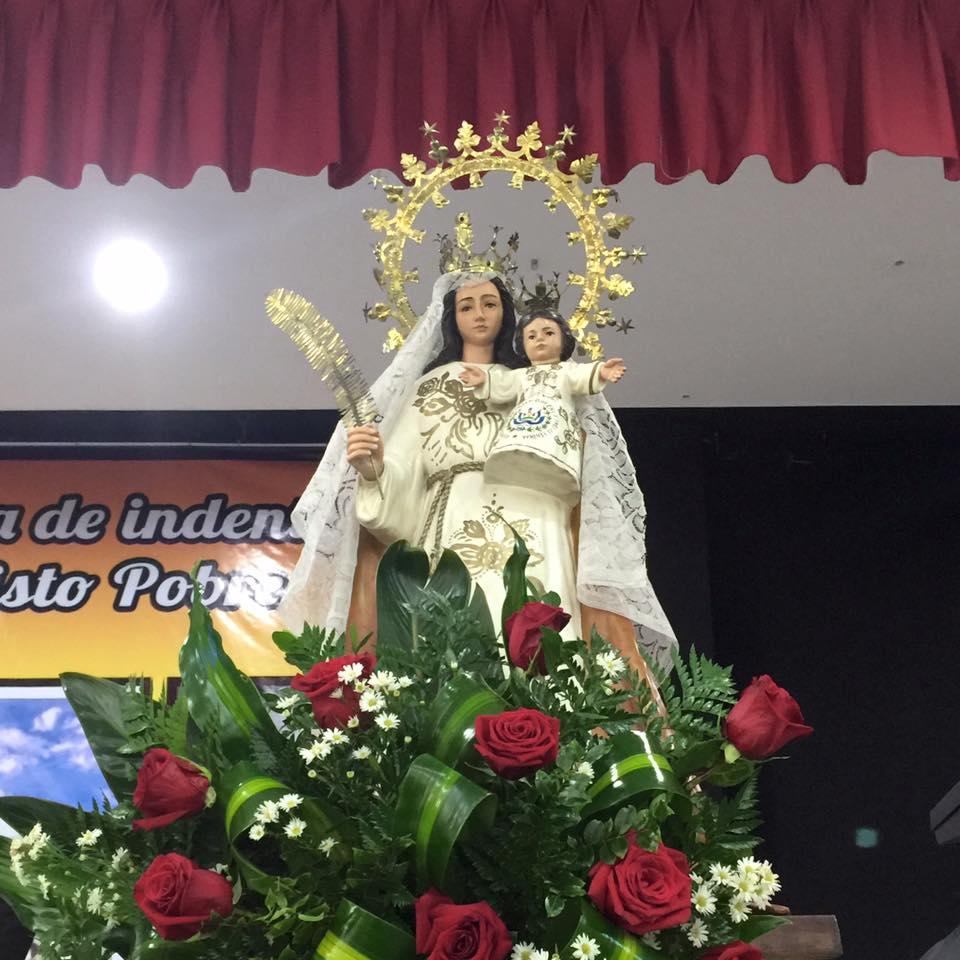 Photo of Virgen de La Paz peregrina a Ciudad Barrios