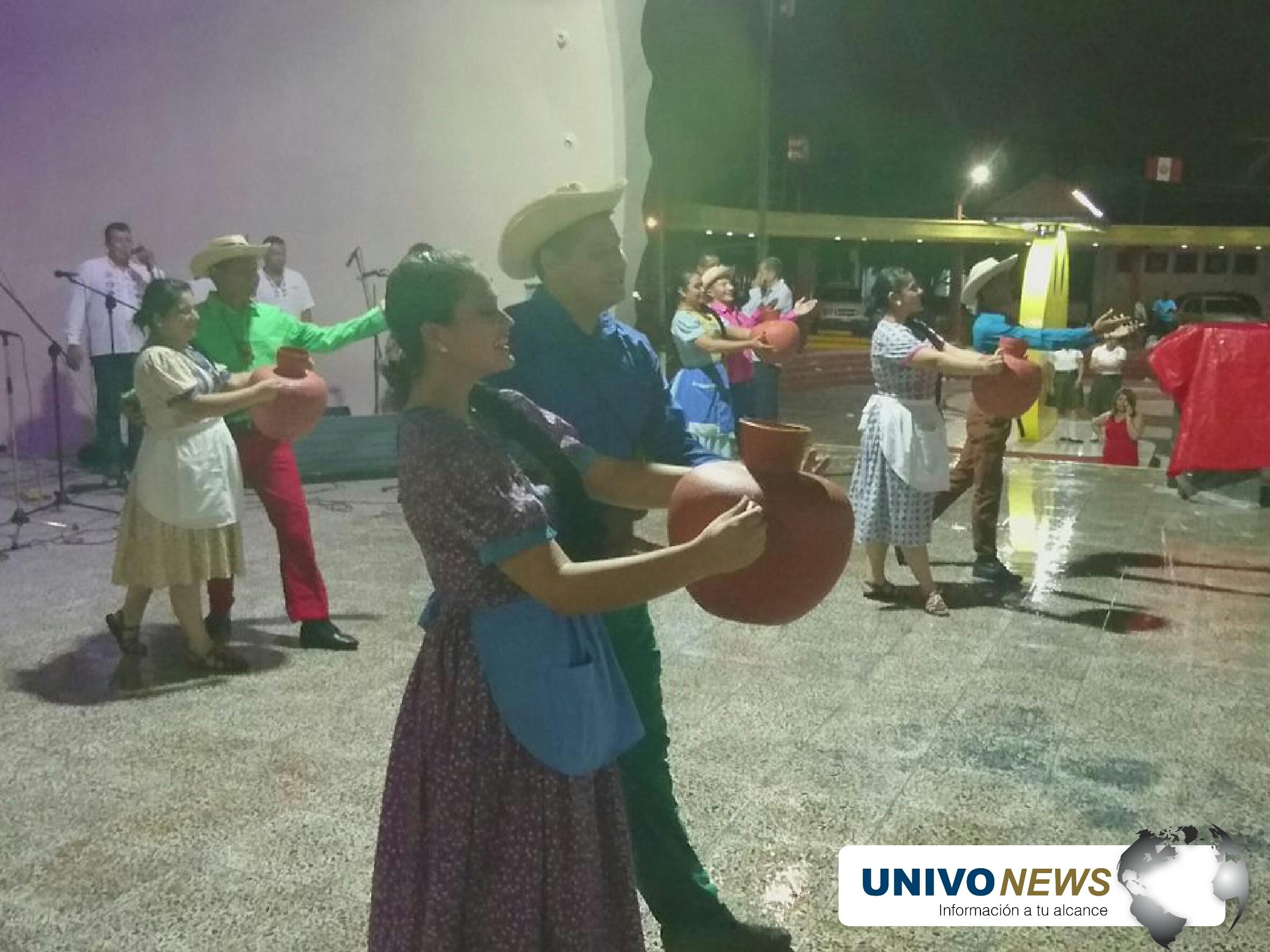 Photo of UNIVO COMPARTE FOLCLOR NACIONAL EN  HONDURAS