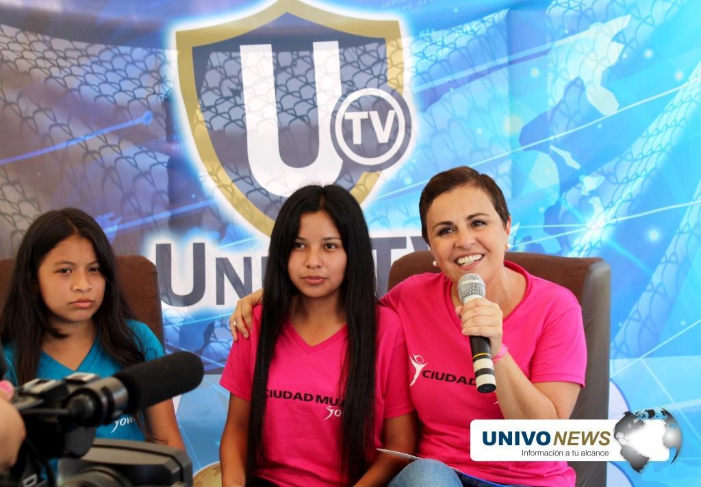 Photo of UNIVO presente en  Ciudad Mujer Joven en Morazán