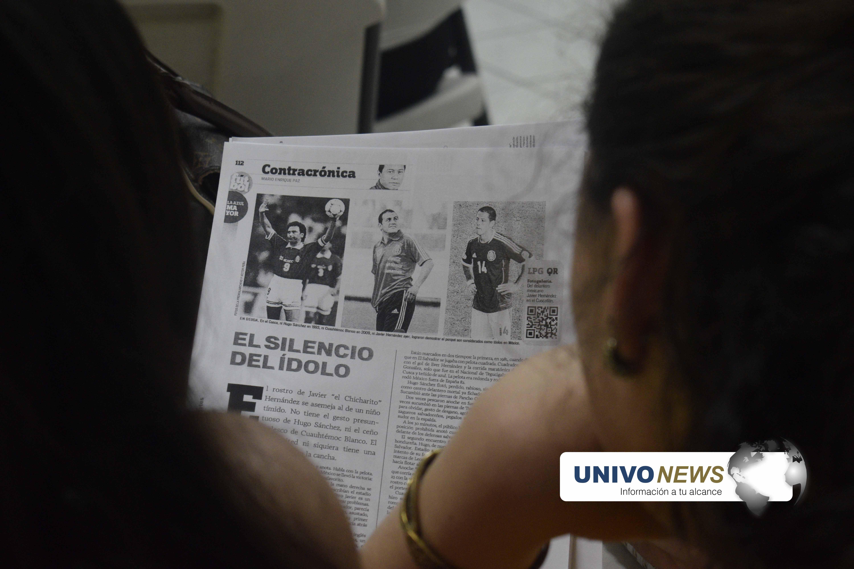 Photo of Editor LPG impartió taller de crónica