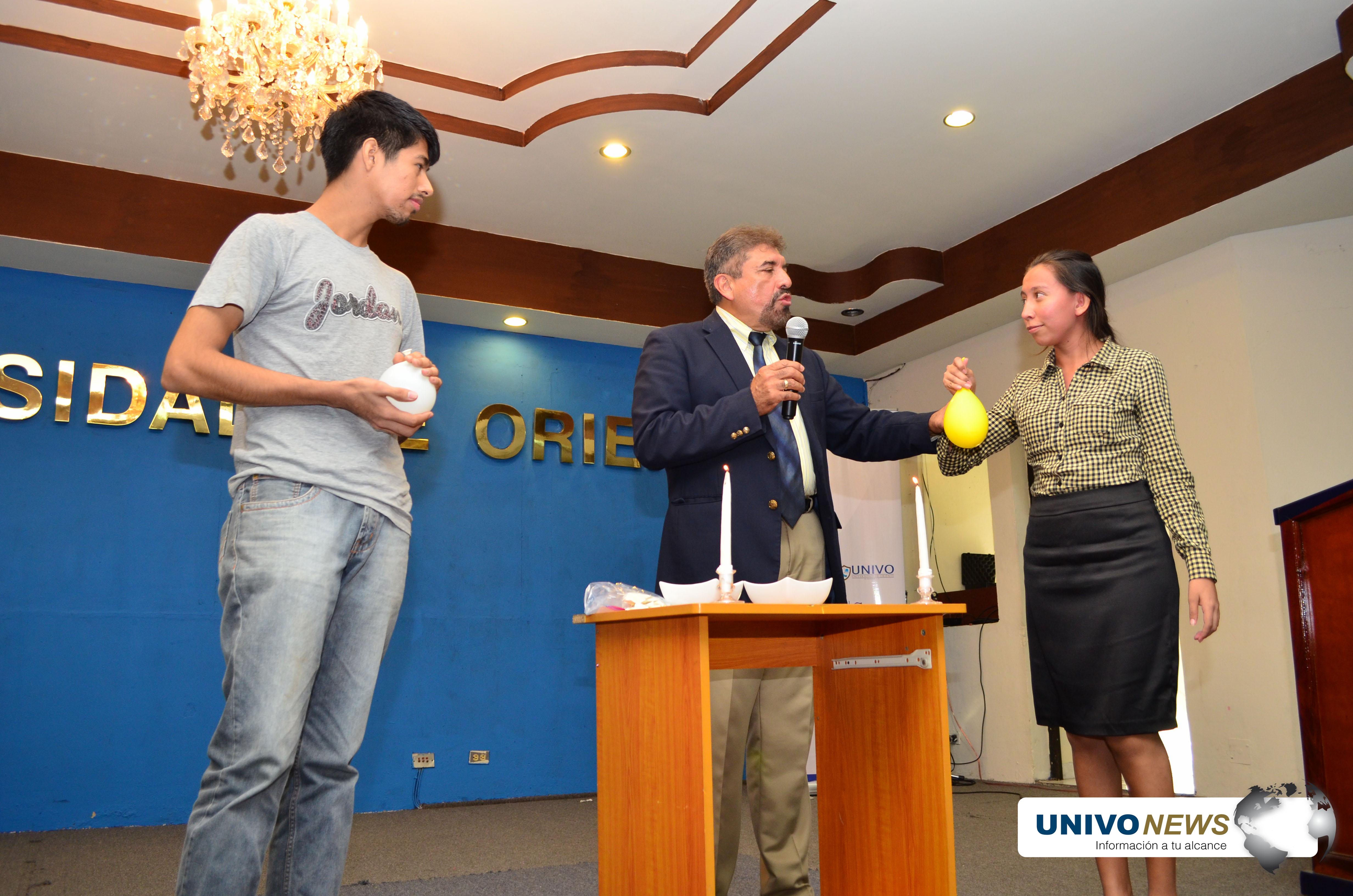 Photo of Actitud para el éxito en la UNIVO