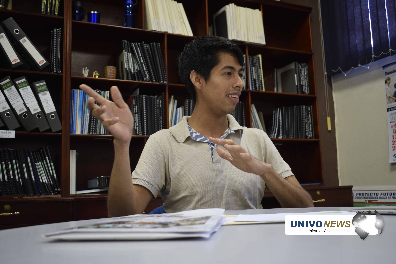 Photo of Estudiante UNIVO Embajador de Comité Internacional