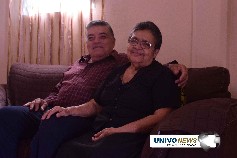 Benjamín y Celina, 52 años de compartir sus vidas