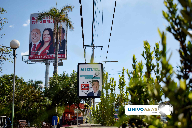 Photo of Destruyen propaganda electoral