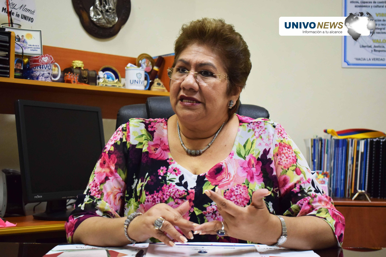 Photo of María Luisa Sevillano: líder nata