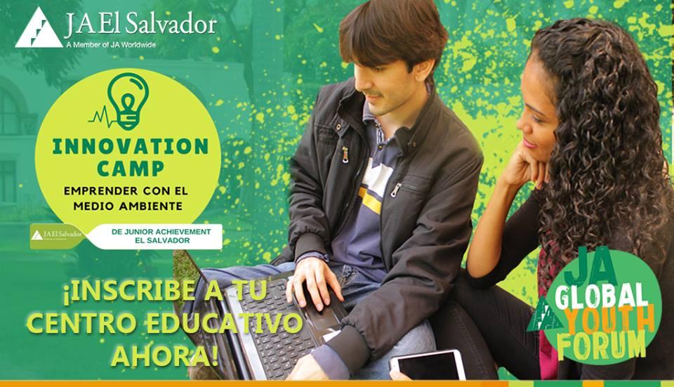 """Photo of Junior Achievement promueve concurso """"Emprender con el medio ambiente"""""""