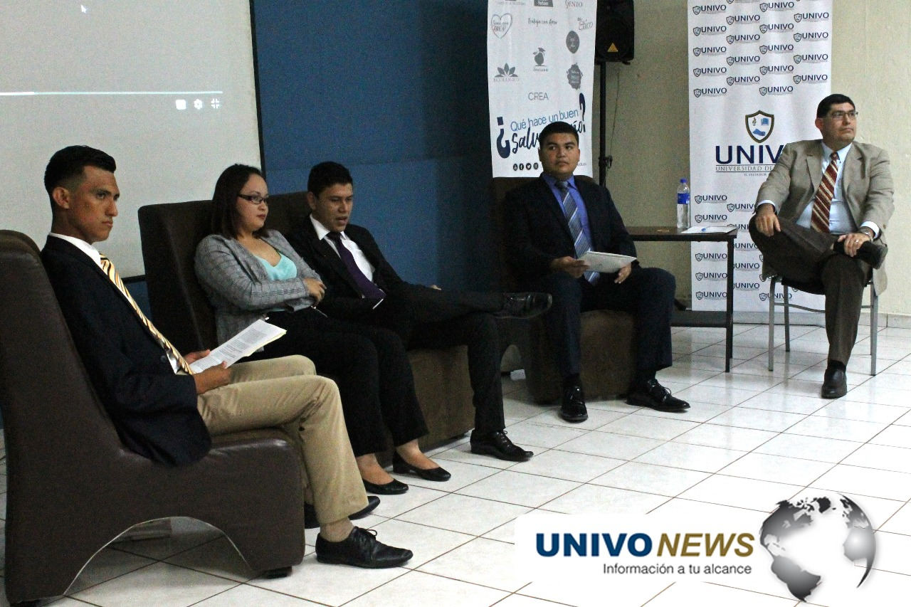 Photo of El aborto fue tema de debate en la UNIVO