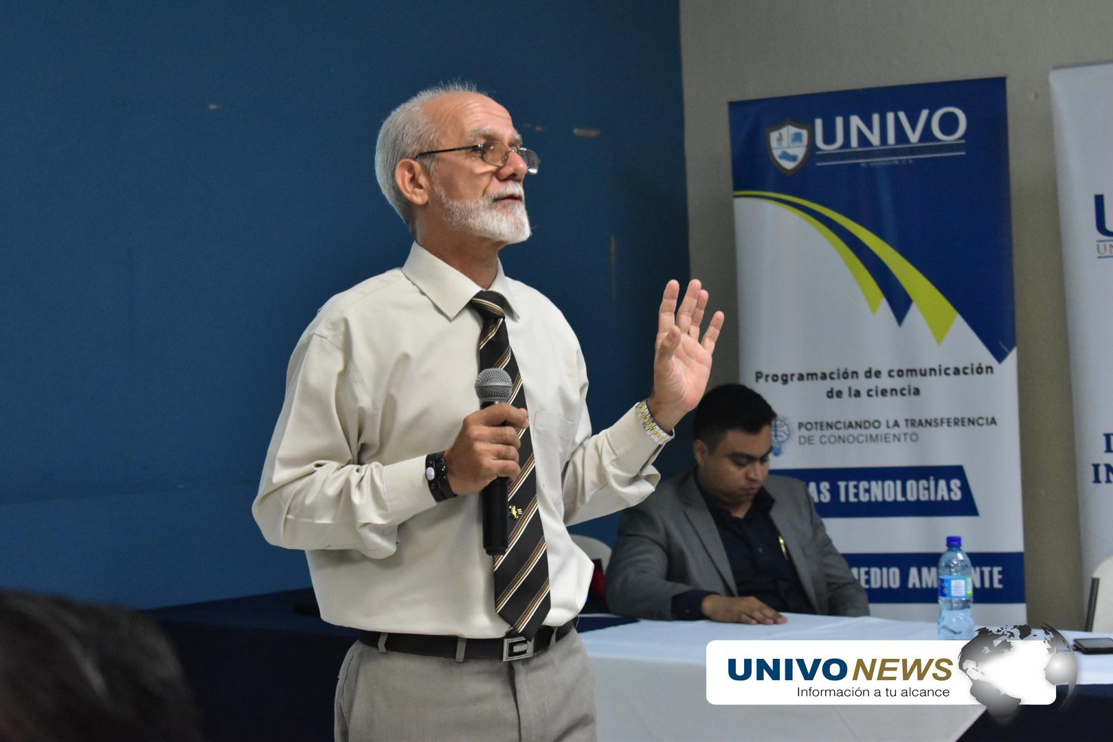"""Photo of """"La investigación tiene una contribución directa al mejoramiento de la vida"""""""