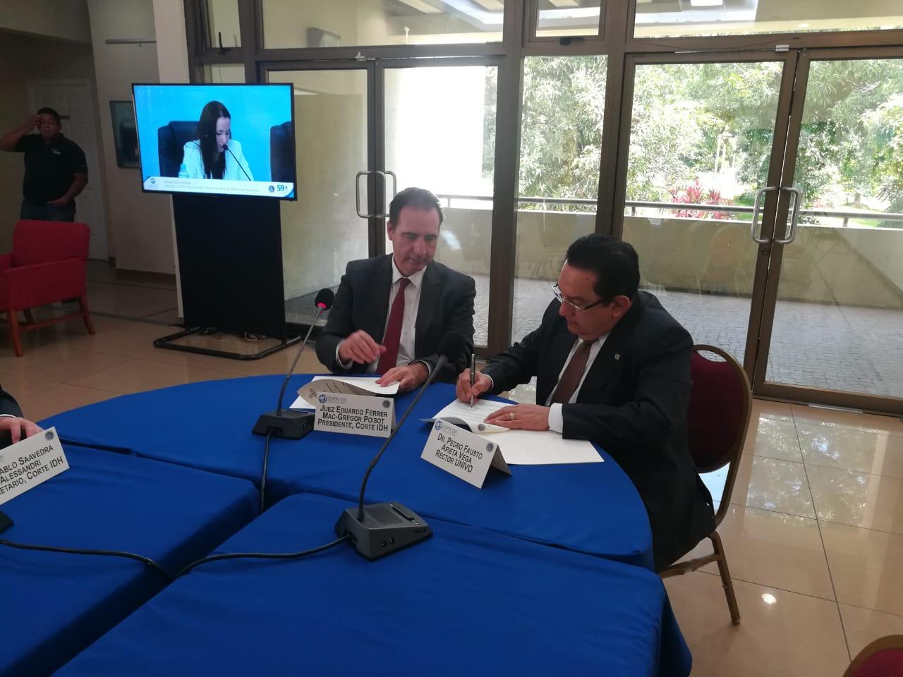 Photo of UNIVO tendrá pasantes en la Corte Interamericana de derechos humanos