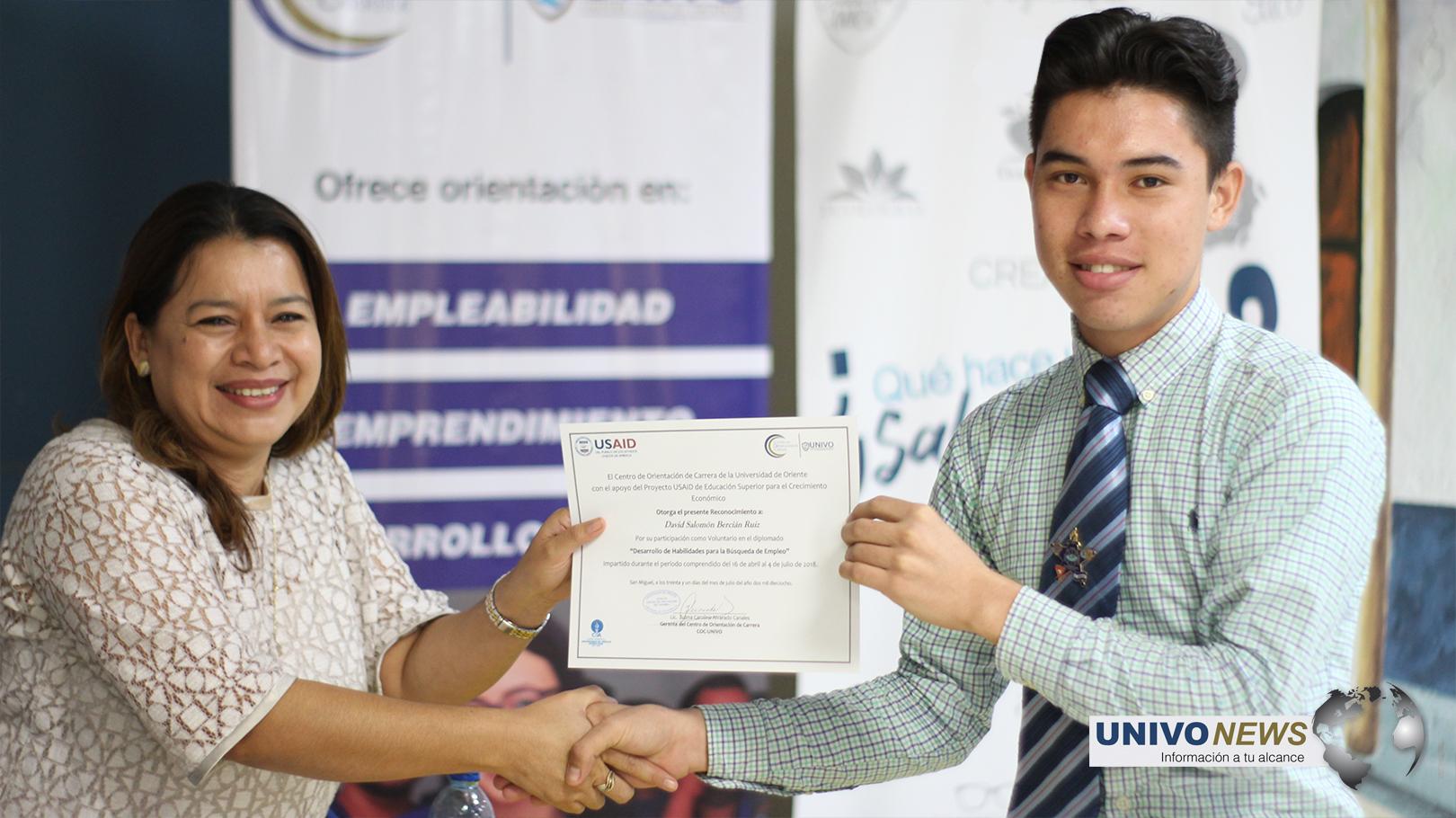 Photo of COC capacitó a jóvenes para el mundo laboral