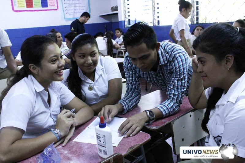 Photo of Equipo de UNIVO News realizó taller en INFRAGA