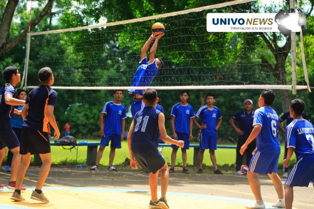 ¡INSASI clasificado a la final de voleibol en La Copa UNIVO 2018!