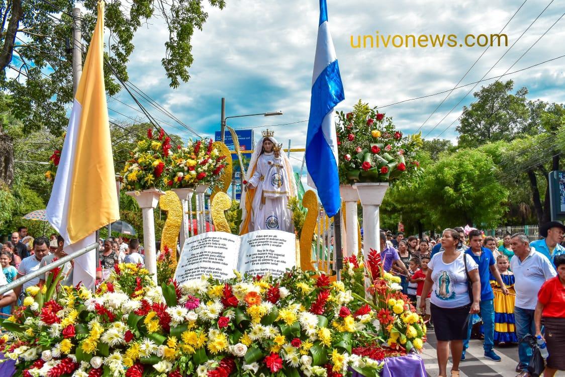"""Inician las """"Entradas"""" de la Virgen de La Paz"""