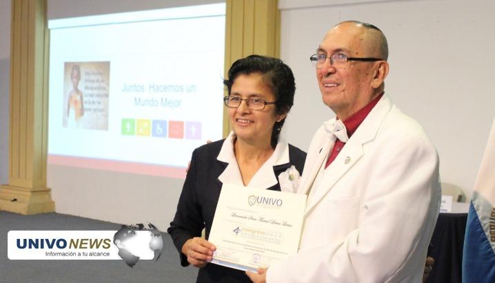 UNIVO celebró congreso de Medicina