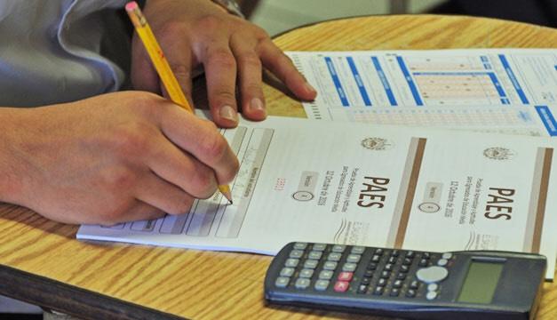 81 MIL  500 ESTUDIANTES DE EDUCACIÓN MEDIA SE SOMETERÁN A LA PAES