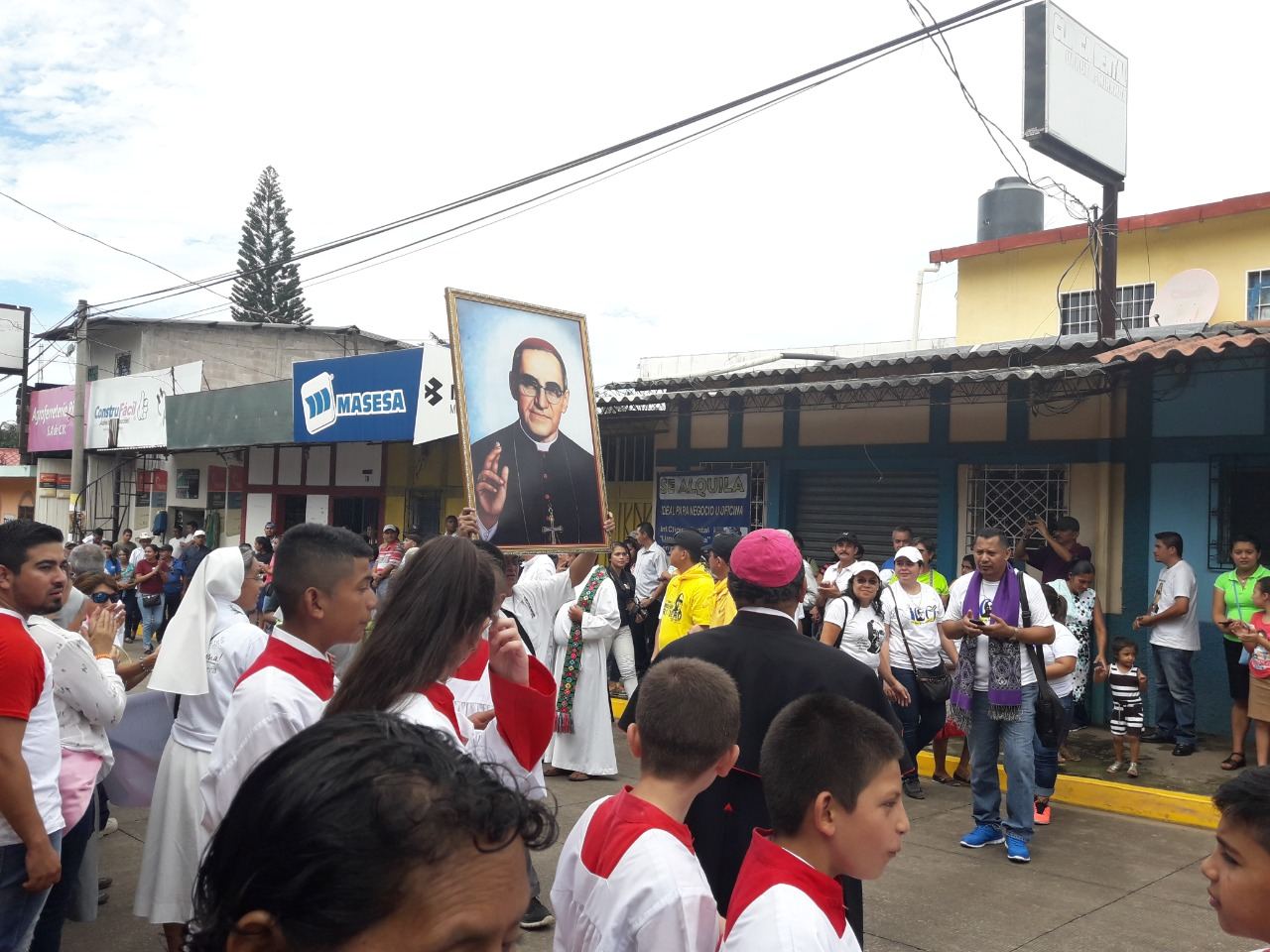 Photo of Esta es la imagen oficial de San Oscar Romero