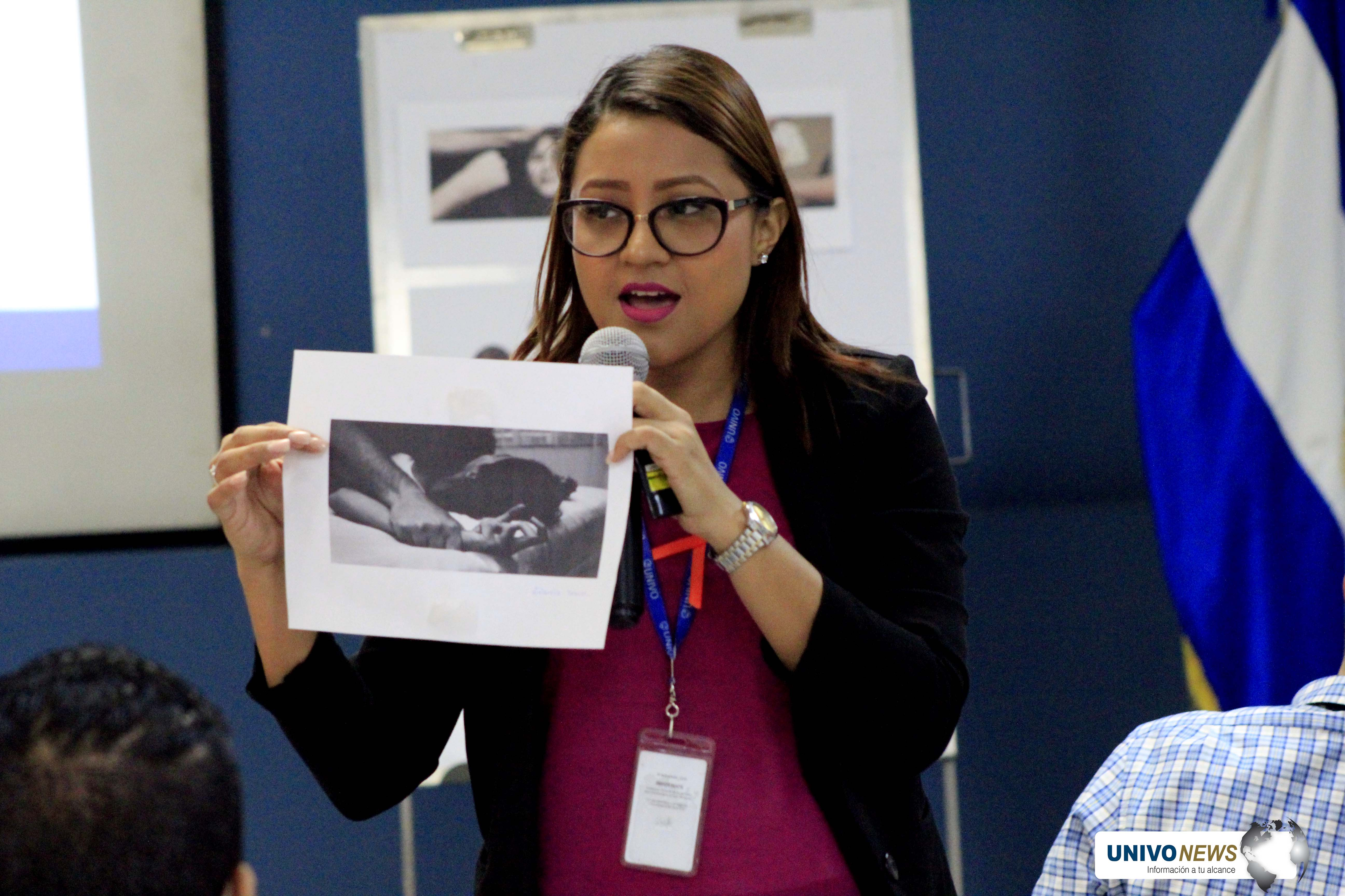UNIVO realizó taller de prevención de violencia contra la mujer