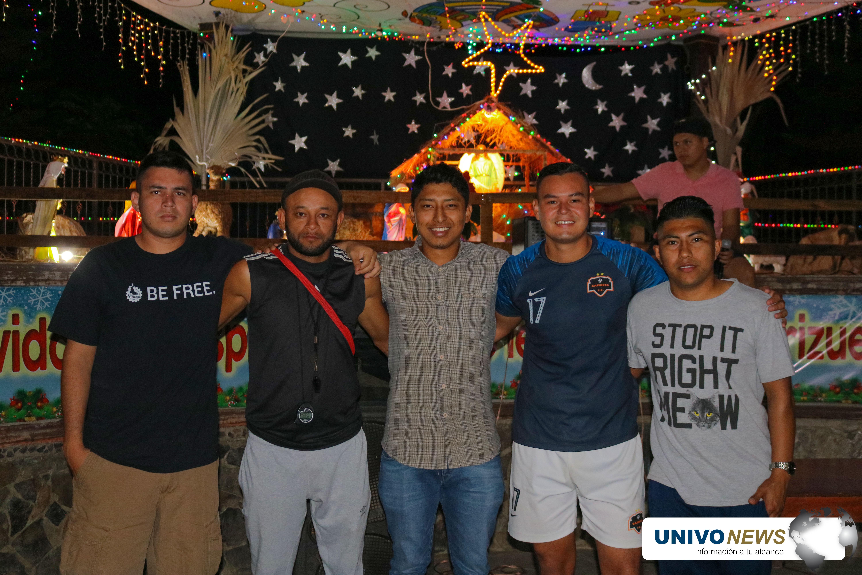 LOS PLANCHINOS: Un grupo de jóvenes organizados en Nueva Guadalupe