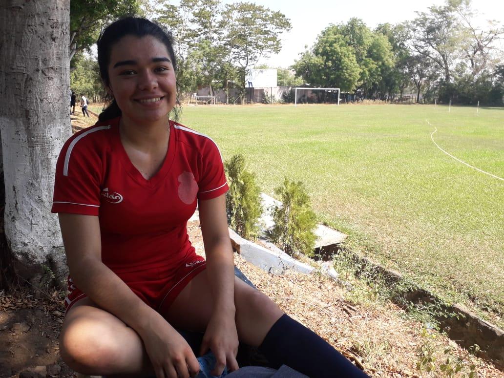 Gloria Marisela: con el fútbol en la sangre