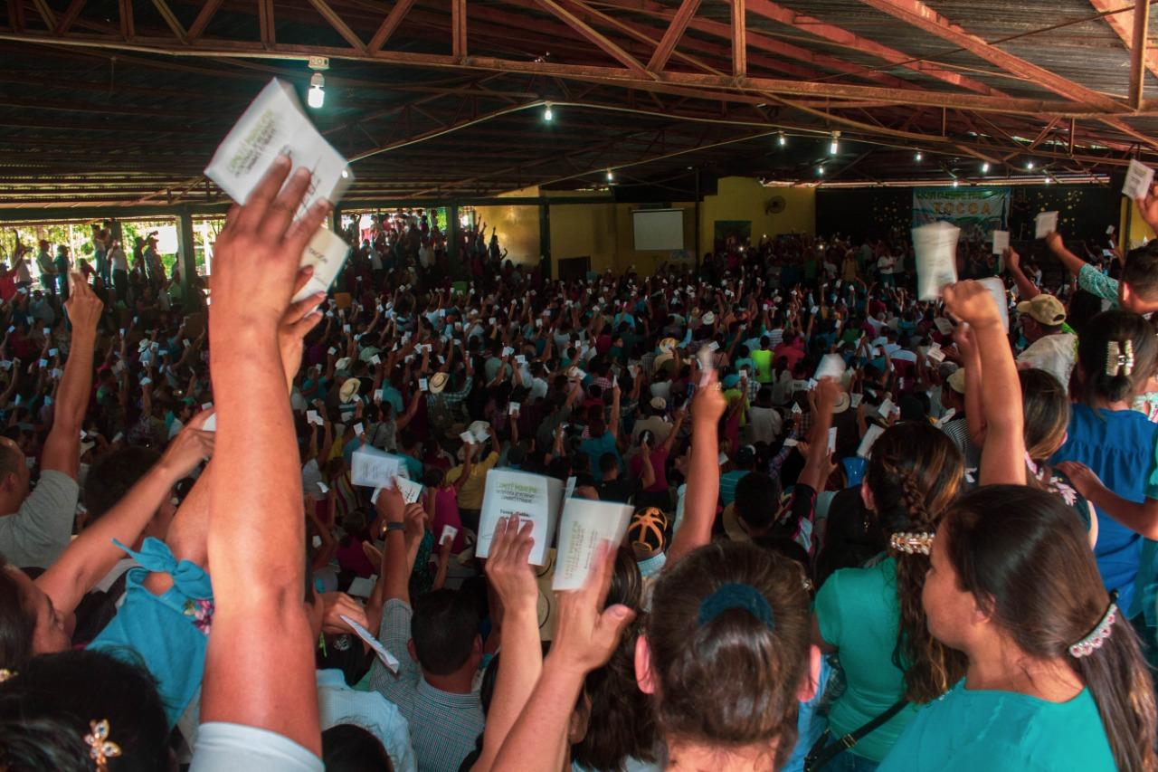 Photo of Pueblo de Tocoa busca declararse municipio libre de minería