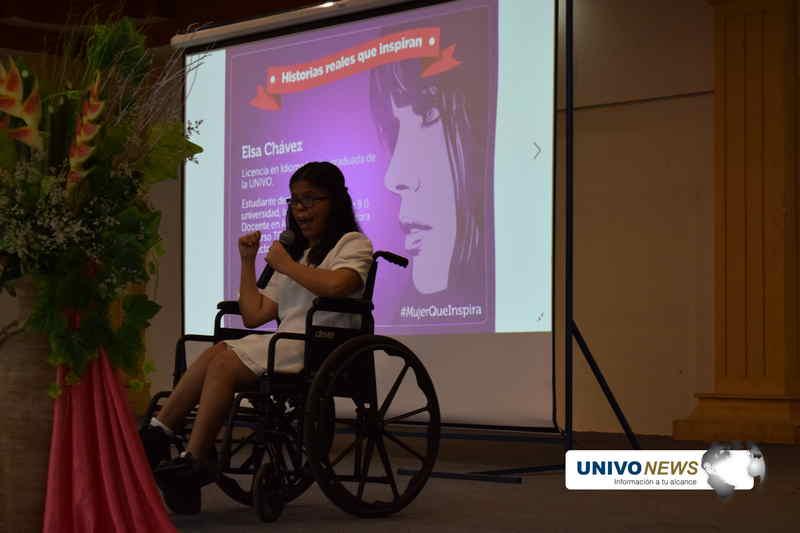 Mujeres exitosas UNIVO compartieron sus testimonios