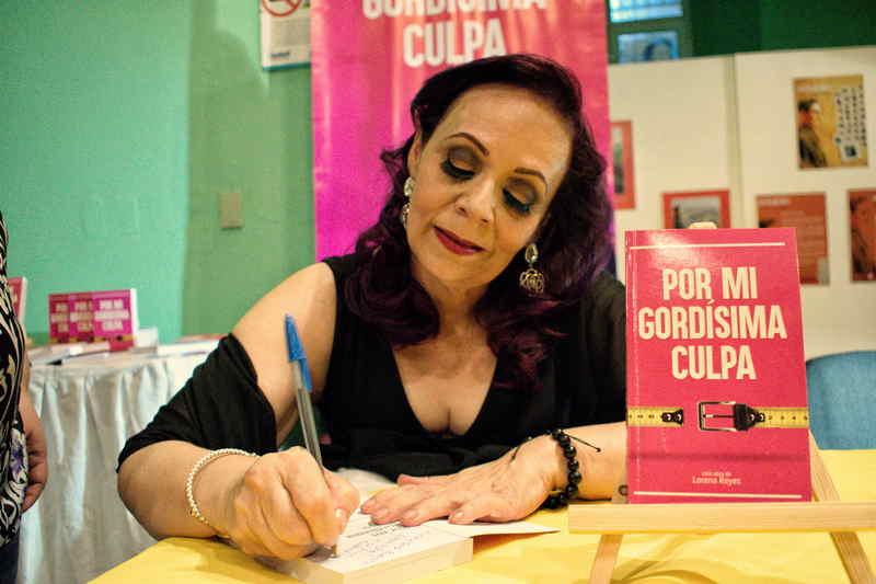 Photo of Lorena Reyes: Cazadora de sueños, soñadora y escritora