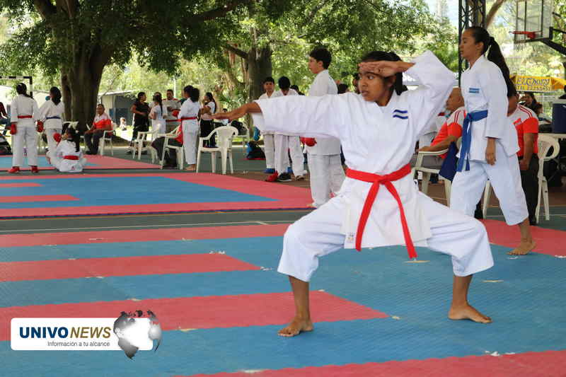 Listos para el Torneo Internacional de Karate Do