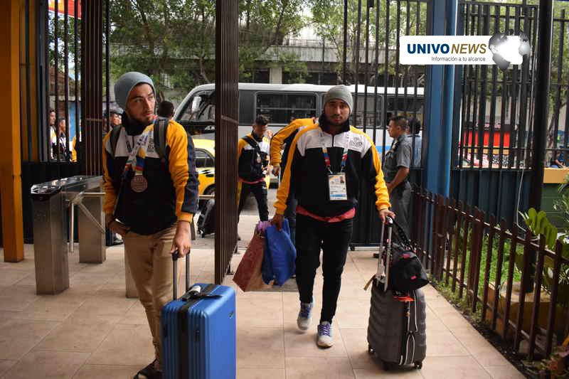 UNIVO ganó bronce para el país en los Juegos Universitarios Centroamericanos