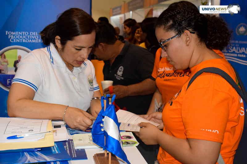UNIVO estuvo presente en Expo-Europa Coopera