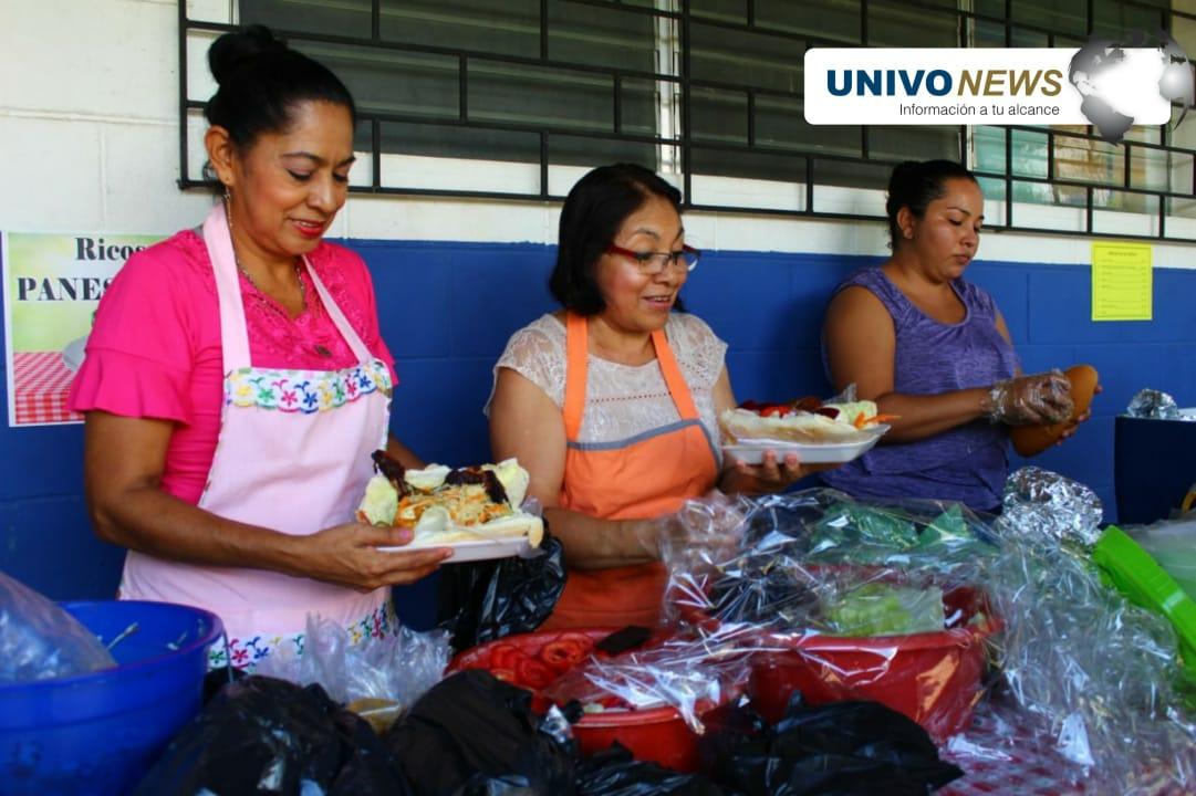 Photo of Estudiantes UNIVO apoyaron a Escuela de Educación Especial