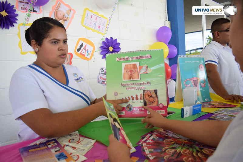 Embarazos adolescentes predominan en zonas rurales