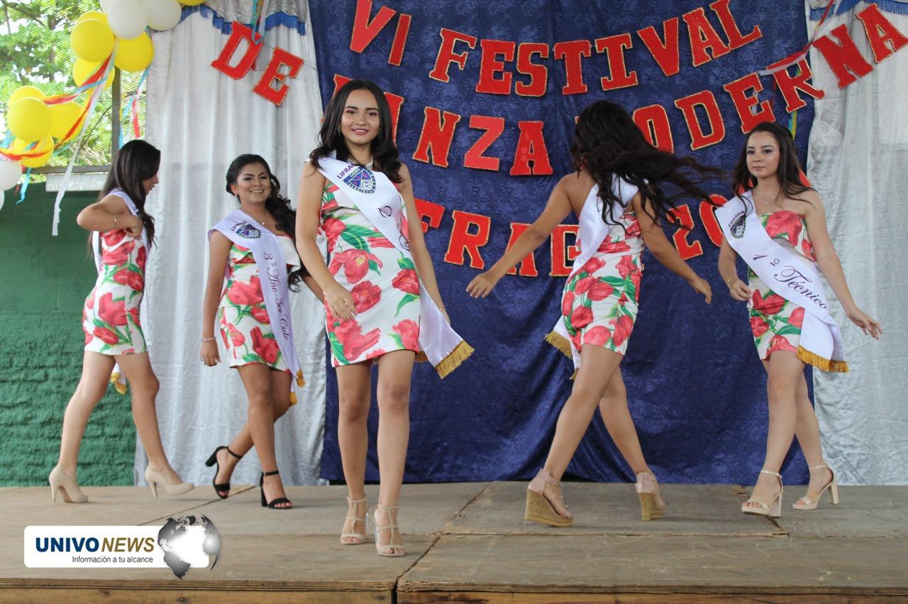 LIFRAGA celebró Festival de Danza Moderna