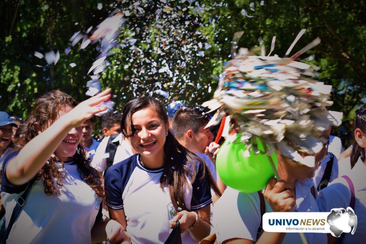 UNIVO celebró los XIII Juegos Regionales de Educación Media