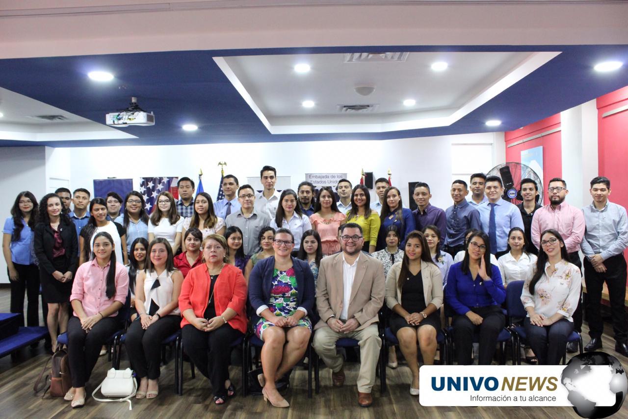 UNIVO tendrá nueve becarios en Estados Unidos