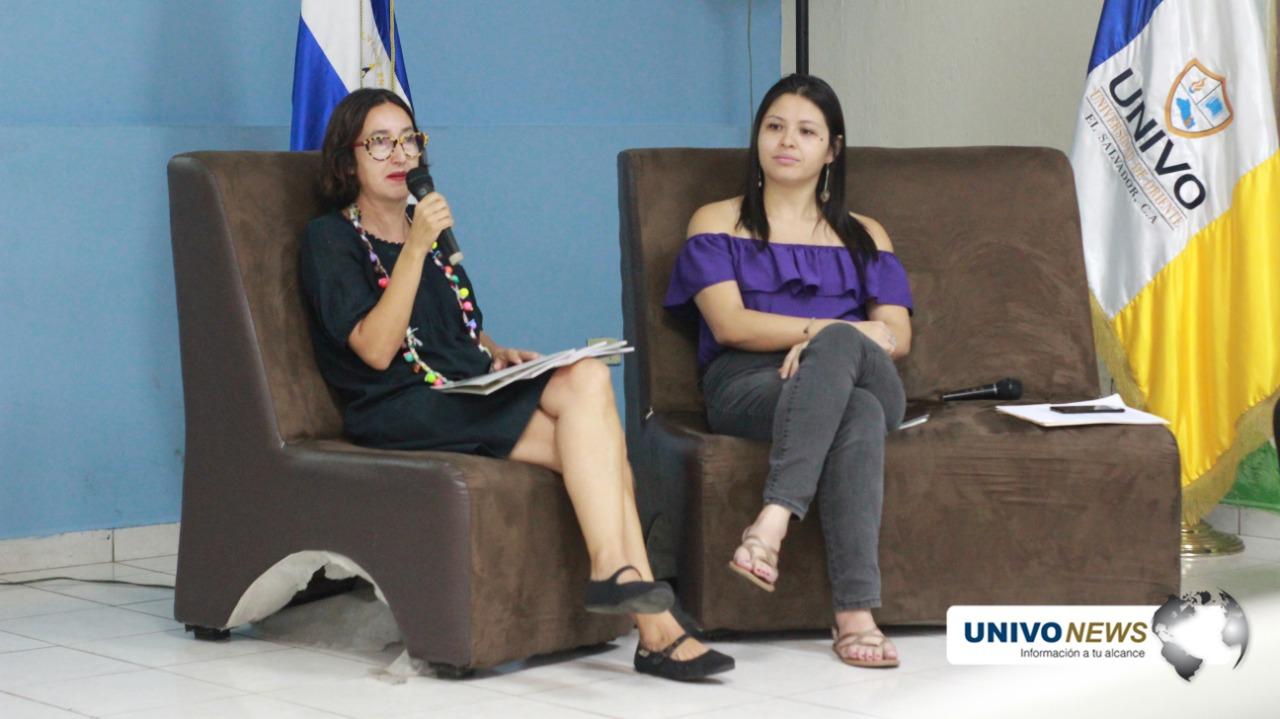 Revista Impúdica fue presentada en la UNIVO