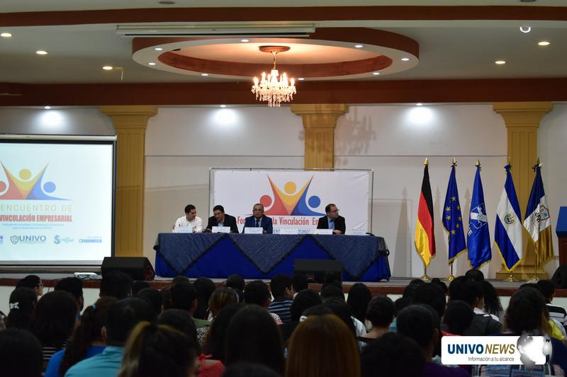 UNIVO desarrolló 4° Encuentro de vinculación empresarial