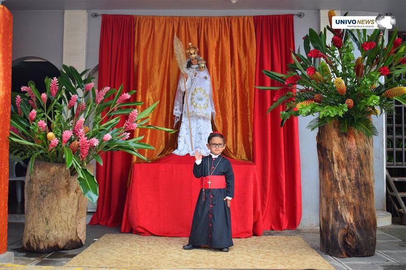 San Romero fue celebrado en su tierra natal