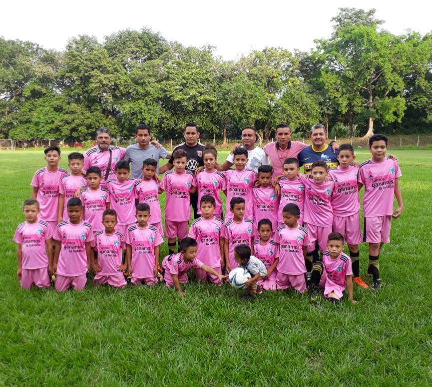 Abren escuela infantil de fútbol con un torneo