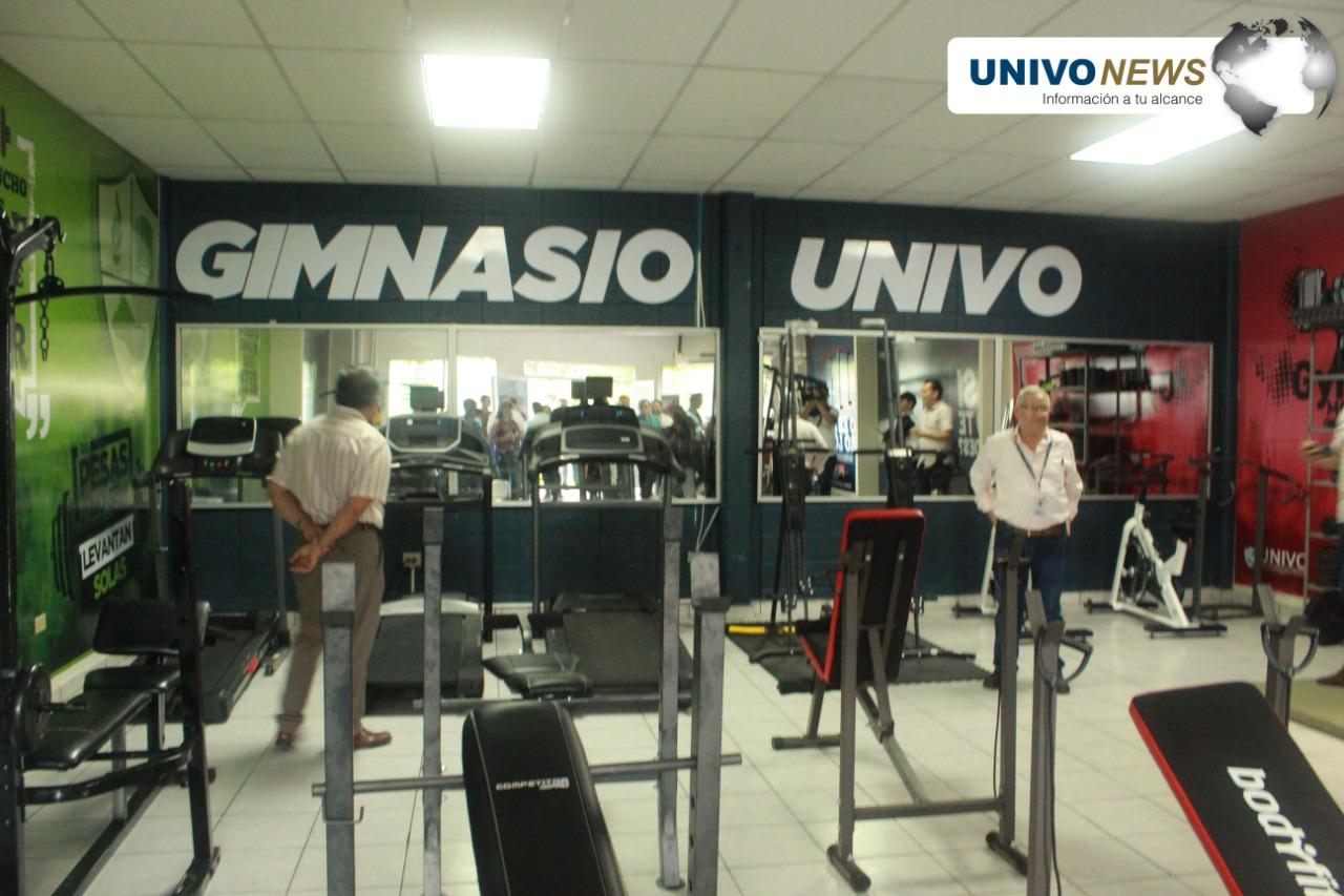 UNIVO Gym ya está listo para la comunidad educativa