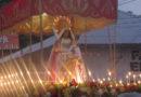 Iglesia celebra 98 años de coronación de la Reina de La Paz