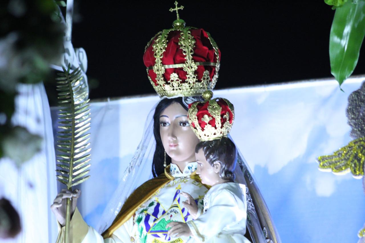 Serenata toda la noche para la Virgen de La Paz