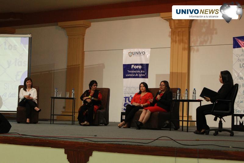 Prevención de la violencia contra la mujer, una prioridad en la UNIVO