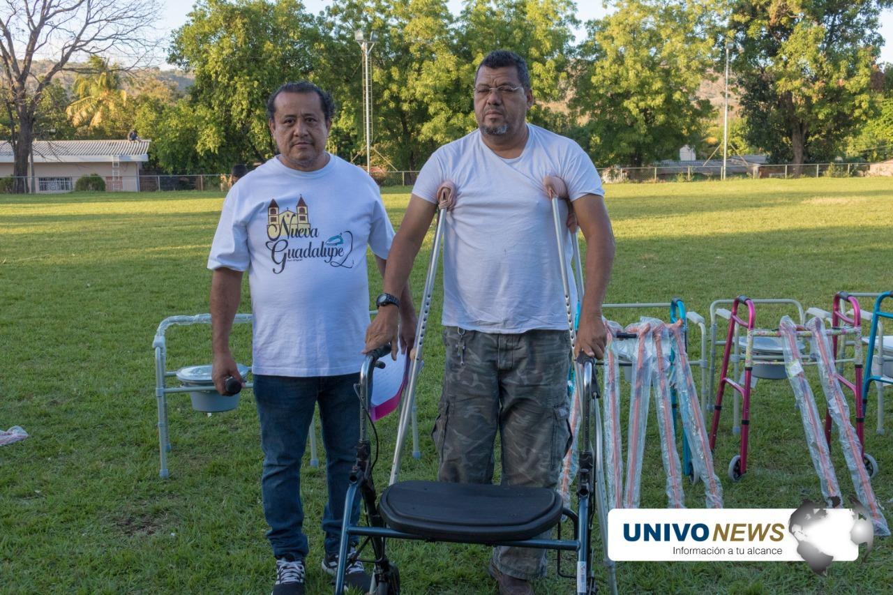 Photo of Comité Pro-deportes donó implementos para personas de la tercera edad