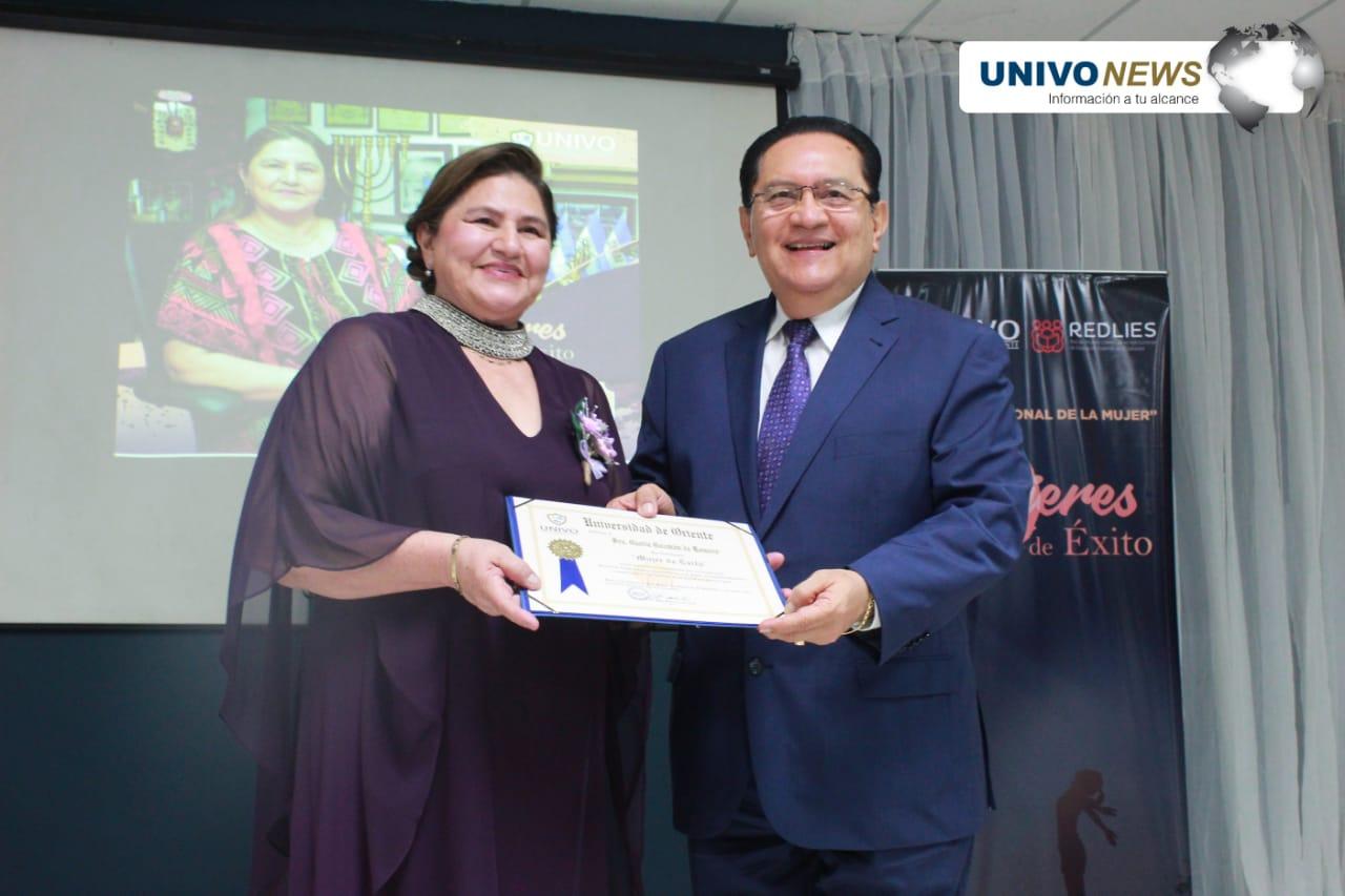 Photo of UNIVO reconoce a Mujeres de éxito