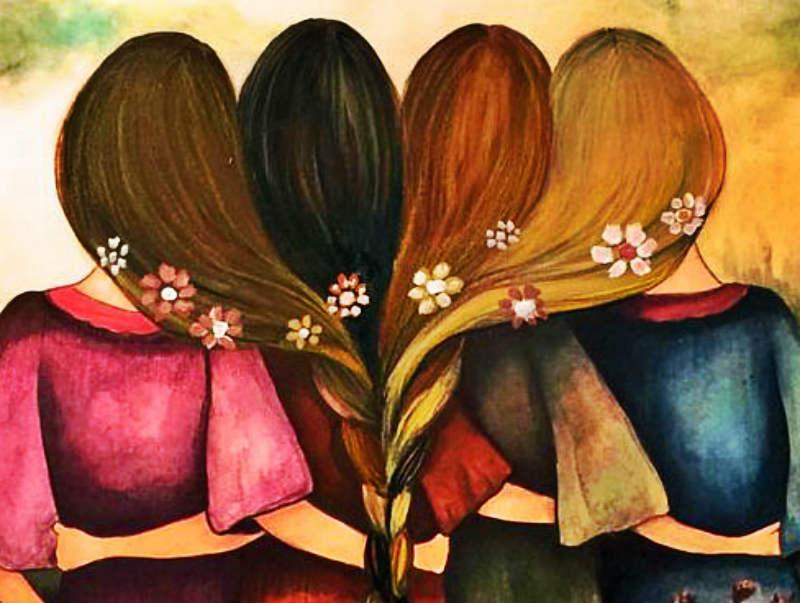 Photo of Sororidad, Pan y rosas