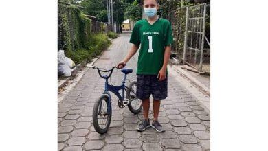 Photo of Adolescente ofrece servicio de mandados por $0.75 para subsistir