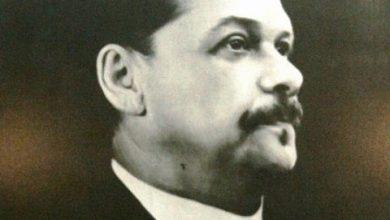 Photo of Francisco Gavidia, escritor, educador  y periodista