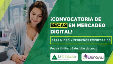 Photo of Junior Achievement El Salvador otorgará a MYPES 200 becas  de formación
